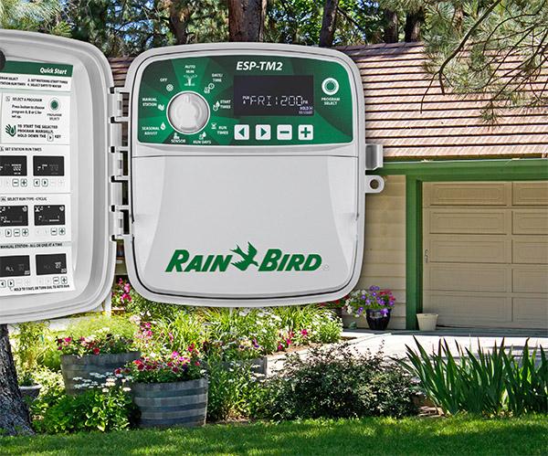 rainbird ESP-TM2 residential irrigation controller rive sud